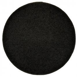 Vopi Kulatý koberec SHAGGY antracit průměr - 120 cm