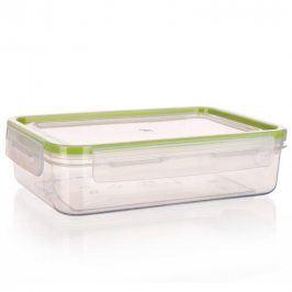 BANQUET Dóza na potraviny SUPER CLICK 1,1 L zelená