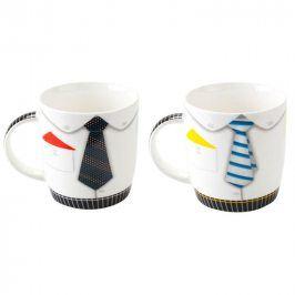 BANQUET Keramický hrnek kravata assorted 390ml