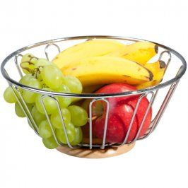 TORO Mísa na ovoce drátěná 23,7 x 11,5 cm