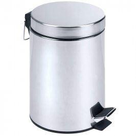 BANQUET Nerezový odpadkový koš 5l TWIZZ