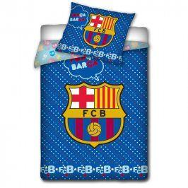 Tip Trade Povlečení FC Barcelona do postýlky rozměr: 100x135cm