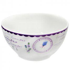 TORO miska,keramika-p,levandule, 590675, EAN 8591177062776 14 x 7 cm Vhodné do myčky nádobí: ano