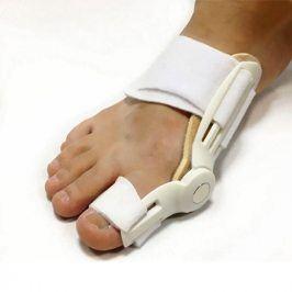 Pomůcka na zmírnění vybočujícího palce