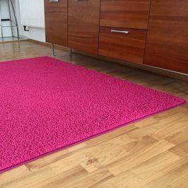 Vopi Koberec SHAGGY růžový 120 x 170 cm