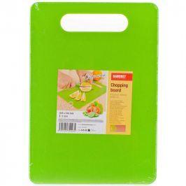 BANQUET Prkénko krájecí plastové 24,5x14,4x0,45 cm Culinaria Plastia Colore