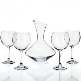 BANQUET Crystal Vínový set (5d.Crystal)