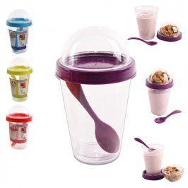 Orion Pohár UH jogurt víko