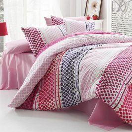 Tip Trade  povlečení Fashion Pink 140 x 200 cm, 70 x 90 cm