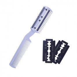 Zastřihovač vlasů s hřebenem