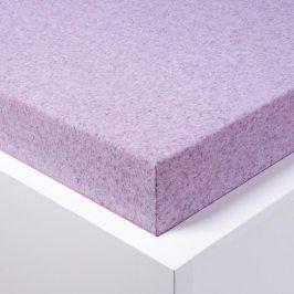 STANEX Napínací froté prostěradlo Melír růžové 180 x 200 cm
