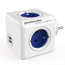 Rozbočovač PowerCube Original USB modrý