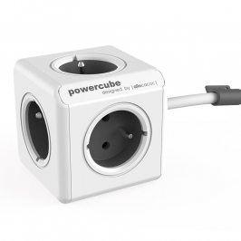 Rozbočovač PowerCube Extended šedý