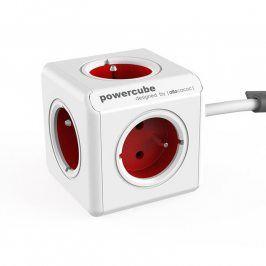 Rozbočovač PowerCube Extended červený