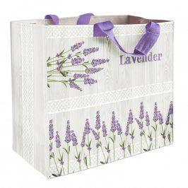Nákupní taška Levandule