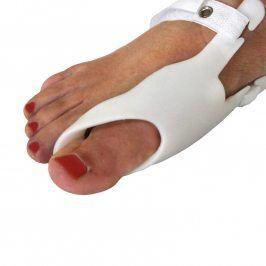 Ortopedická pomůcka na palec u nohy 2 ks