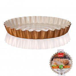 BANQUET Vlnitá pečící forma na koláč 28,5x3,5 cm Gourmet Ceramia