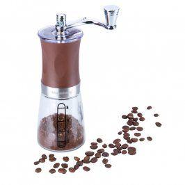 Mechanický mlýnek na kávu