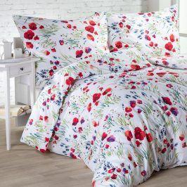 Bavlněné  povlečení Cecile francouzské postel 140 x 200 cm, 70 x 90 cm