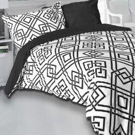 Olzatex Saténové  povlečení Chloe 140 x 200 cm, 70 x 90 cm