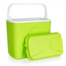BANQUET Chladící box 24 l světle zelený