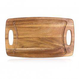 BANQUET Prkénko krájecí dřevěné PREMIUM Dark Brown