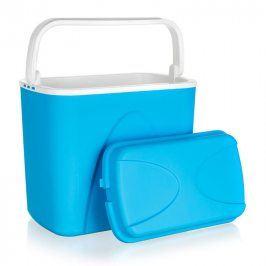 BANQUET Chladící box 24 l modrý