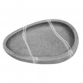 Mýdlenka Stone šedá