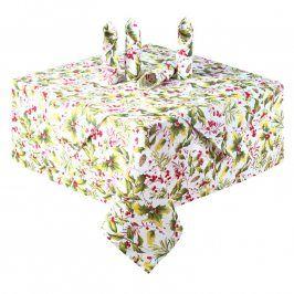 Kuchyňské prostírky Poinsettia 4 ks