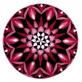 Vopi Koberec s protiskluzovou úpravou Mandala Síla okamžiku průměr 60 cm