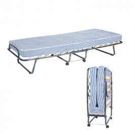 Skládací postel s kolečky ARDIS 190 x 80 cm