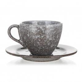 BANQUET Keramický šálek Granite