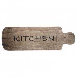 Předložka do kuchyně - krájecí prkénko