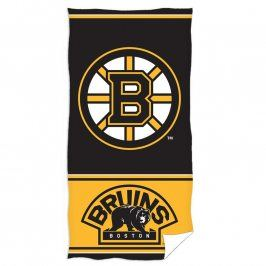Osuška NHL Boston Bruins 70 x 140 cm