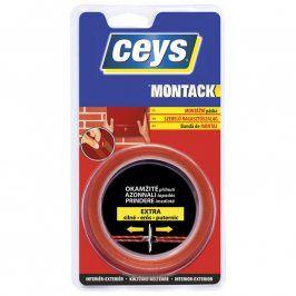 Montack express oboustranně lepící páska 2,5m x 19mm