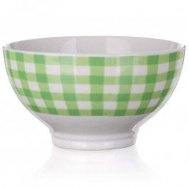 Banquet Keramická miska zelený kanafas 13,9 cm