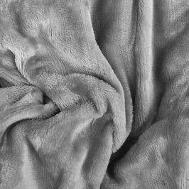 Svitap Prostěradlo z mikrovlákna Sleepwell šedé 90 x 200 cm