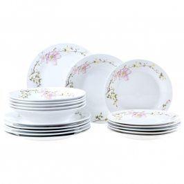 Florentyna 18ti dílna sada talířů Emilio
