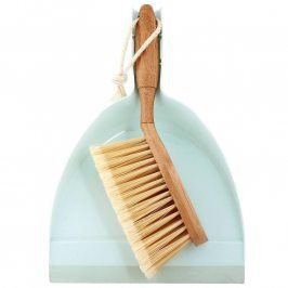 Toro lopatka se smetáčkem bambus 31,5 x 22 x 7,5 cm