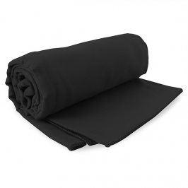 Sada rychleschnoucích ručníků Ekea černá Set černá
