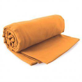 Rychleschnoucí ručník Ekea oranžový 60x120 cm oranžová