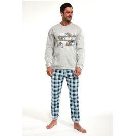 Pánské pyžamo Koala  melange