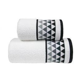 Ručník Men Way bílý 50x90 cm Ručník