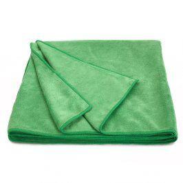 Ryschleschnoucí osuška Fast Dry zelená 70x140 cm Microfibra