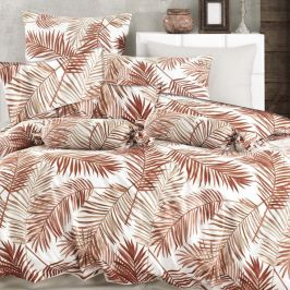 Povlečení Palm 140x200 jednolůžko - standard bavlna