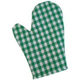 Chňapka Kanafas zelená 15 x 25 cm zelená