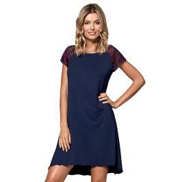 Noční košilka Sabrina Blue  modrá