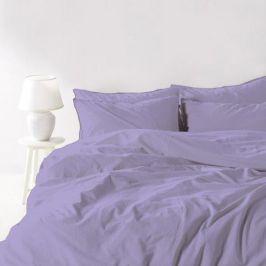Povlečení Stonewash fialové 140x200 jednolůžko - standard bavlna