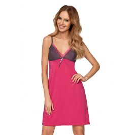 Dámská luxusní košilka Lilu  růžovošedá