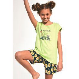 Dívčí pyžamo Avocado  zelená